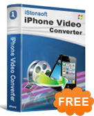 the screenshot of the iphone video converter