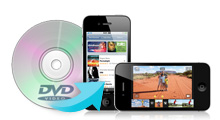 convert dvd to iphone with the best dvd to iphone converter