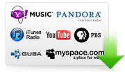 record audio/music on mac from youtube, napster, etc.